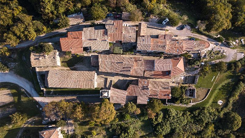 Die kleinste Stadt der Welt: Hum in Kroatien